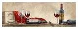 Grand Cru Wines Posters par Sandro Ferrari