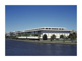 Kennedy Center for the Performing Arts, Washington, D.C. Art by Carol Highsmith