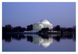 Jefferson Memorial, Washington, D.C. Number 2 Posters by Carol Highsmith