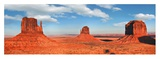 View to the Monument Valley, Arizona Prints by Vadim Ratsenskiy