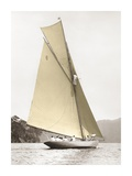 Vintage yacht Prints by  Anonymous