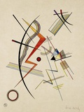 Untitled Print on Canvas by Wassily Kandinsky