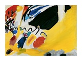 Impression III (Concert) Posters by Wassily Kandinsky