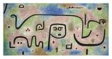 Insula Dulcamara Poster by Paul Klee