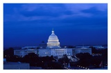 U.S. Capitol, Washington, D.C. 2 Print by Carol Highsmith