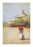 All on a Summer's Day Giclée-Premiumdruck von Charles Conder