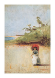 All on a Summer's Day Premium Giclee Print by Charles Conder