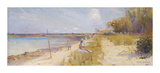 Rickett's Point Premium Giclee Print by Charles Conder
