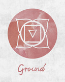 Chakra - Ground Posters by Sasha Blake