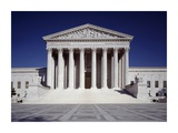U.S. Supreme Court building, Washington, D.C. Posters by Carol Highsmith