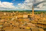 Siena. Photographic Print by Marius Roman