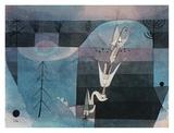 Wallflower (detail) Kunst von Paul Klee