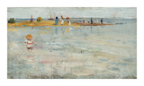 Rickett's Point, Beaumaris, Sandringham Premium Giclee Print by Charles Conder