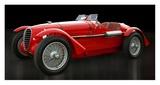 Vintage Italian race-car Posters por  Gasoline Images