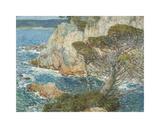 Point Lobos, Carmel, 1904 Reproduction giclée Premium par Frederick Childe Hassam