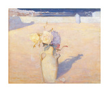 The Hot Sands, Mustapha, Algiers Premium Giclee Print by Charles Conder
