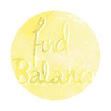 Mantra - Balance Affiches par Sasha Blake