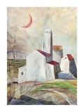 Vicoli misteriosi Prints by Donato Larotonda