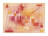 Yellow Pink Prints by Wassily Kandinsky