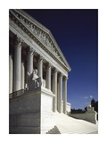U.S. Supreme Court building, Washington, D.C. Prints by Carol Highsmith