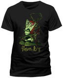 Bombshells- Pin Up Ivy Distressed T-shirt