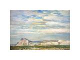 Harney Desert No.20 Giclée-Premiumdruck von Frederick Childe Hassam
