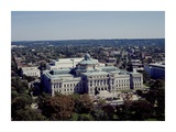 Thomas Jefferson Building from the U.S. Capitol dome, Washington, D.C. Prints by Carol Highsmith
