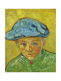 Camille Roulin Giclee Print by Vincent van Gogh