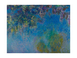 Wisteria, C1925 Giclee Print by Claude Monet
