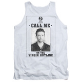 Tank Top: Married With Children- Virgin Hotline Flyer Tank Top