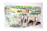 Reybridge, England, 1983 Giclee Print by Anthony Butera