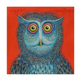 Owl, 2015 Giclee Print by Tamas Galambos