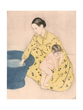 Bath, 1891 Giclee Print by Mary Cassatt