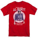 Married With Children- Al Byndy Football Legend Shirts