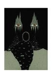 Atmosphere, 2013 Giclee Print by Dariya Hlazatova