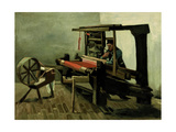 Weaver, 1884 Giclee Print by Vincent van Gogh