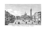 Venice: Maria Formosa Giclée-Druck von Antonio Visentini