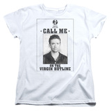 Womans: Married With Children- Virgin Hotline Flyer T-shirts