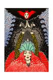 Beginning, 2015 Giclee Print by Dariya Hlazatova
