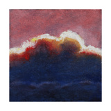 Cloud Miniature I, 2016 Giclee Print by Helen White