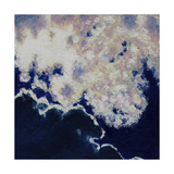 Cloud Miniature II, 2016 Giclee Print by Helen White