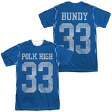 Married With Children- Polk High 33 (Front/Back) Sublimated