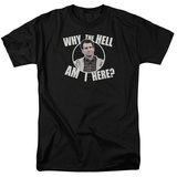 Married With Children- Why Is Al Here T-Shirt
