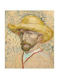 Self Portrait Giclee Print by Vincent van Gogh
