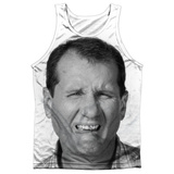 Tank Top: Married With Children- Al Stink Face Tank Top
