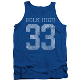 Tank Top: Married With Children- Polk High 33 Tank Top