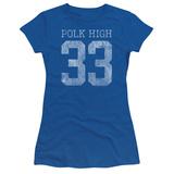 Juniors: Married With Children- Polk High 33 T-Shirt