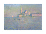 Venice, 1908 Giclee Print by Claude Monet