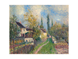 Les Sablons, 1883 Giclee Print by Alfred Sisley