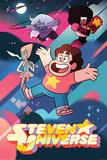 Steven Universe- Into Action Plakater